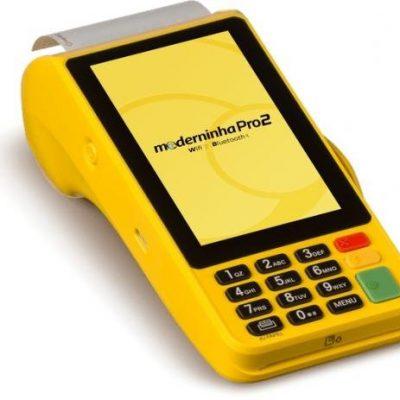 MODERNINHA PRO 2 E BOA, QUAL A TAXA, TELEFONE PAGSEGURO